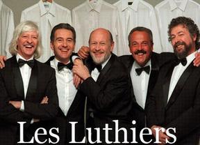 'Lutherapia', el humor inteligente como medicina para estos tiempos de crisis económica