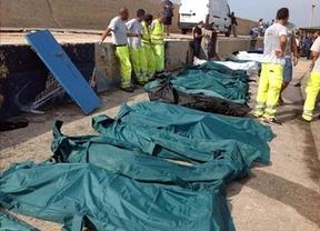 El horror de Lampedusa aumenta: ya son más de un centenar los inmigrantes fallecidos