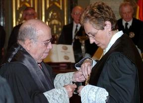 Nuevos magistrados en el Constitucional: Andrés Ollero, González Rivas, Fernando Valdés y Encarnación Roca