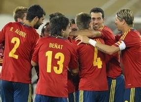 España se pone seria antes del asalto al Mundial: 5-0 ante Arabia Saudí