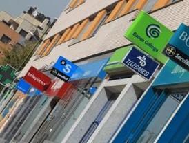 Bancos y cajas cierran 124 oficinas en Andalucía