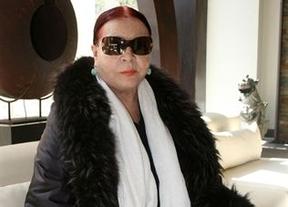 Sara Montiel, madrina de un club de puros