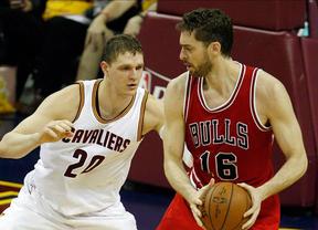 Pau se acerca a su tercer anillo: primera victoria con 'sus' Bulls en las semifinales de la NBA ante los Cavaliers