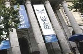 El negocio de Bolsas y Mercados (BME) cayó un 7,2% en septiembre