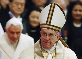 El Papa advierte a los nuevos cardenales que no acepten 'injusticias', ni siquiera las que podrían 'beneficiarles'