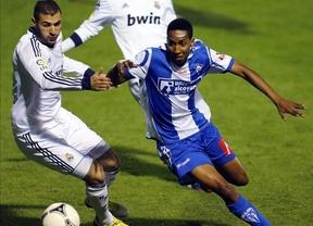 El Alcoyano le echa 'su' moral y el Madrid le responde con puntería (1-4)