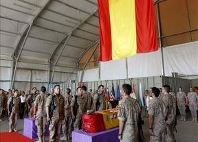 Muere un soldado español de un disparo en Afganistán
