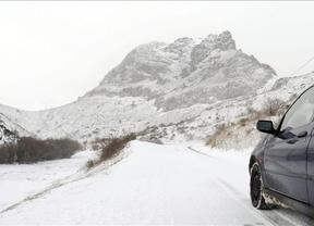 Mejora polar: suben las temperaturas pero siguen el frío y la nieve