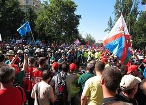 Los mineros marchan sobre Madrid sin el apoyo del Gobierno a sus demandas