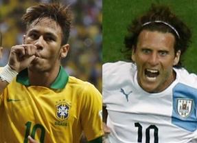 Brasil-Uruguay, partidazo en la Copa Confederaciones por un puesto en la final y con el 'Maracanazo' al fondo