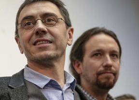 Pablo Iglesias presenta hoy el programa de Podemos sin el hombre que coordinó su elaboración, Monedero