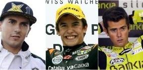 El GP de Japón, clave para las aspiraciones al título de Lorenzo, Márquez y Terol
