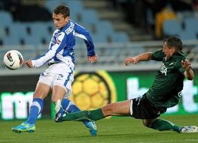 El Betis y la Real Sociedad se aseguran la permanencia con un empate (1-1)