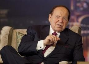 Adelson presenta su proyecto de Eurovegas: ¡seis veces mayor que Las Vegas!