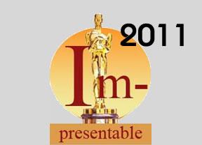 Comienza la carrera para elegir a los Im-presentables del año 2011