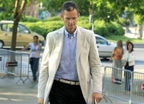 Los duques de Palma se quedan sin medio palacete de Pedralbes por no pagar la fianza de responsabilidad civil de Urdangarin