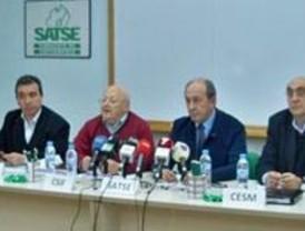 CSI-F acusa a CCOO, UGT y Sterm denegarse al pacto para defender las subvenciones y liberados sindicales