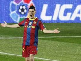 Messi y su Barcelona volvieron a ser los reyes