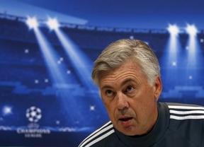 Florentino Pérez blinda a Ancelotti, a pesar de su mala racha en la Liga y la Champions