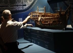 Los Museos Arqueológico y Naval muestran el tesoro del Odyssey