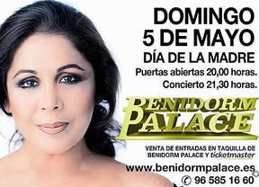 Máxima expectación ante el próximo concierto de Isabel Pantoja en Benidorm