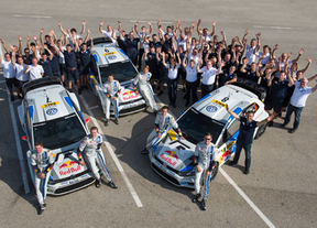 Volkswagen se alza con el título de marcas del Campeonato del Mundo de Rallyes