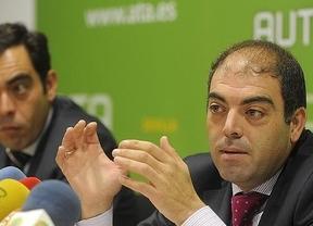Lorenzo Amor: el paro confirma la senda de la recuperación del empleo