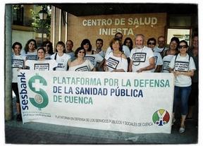 Casi 9.500 firmas contra el cierre de las urgencias rurales en Cuenca
