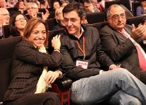 Los 'protocandidatos' Madina y Chacón se movilizan por hacerse un hueco en la campaña del PSOE a las europeas