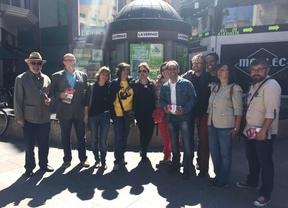 Ganemos Albacete percibe cambio y el adiós al bipartidismo