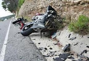 La siniestralidad de las motocicletas cayó un 23% durante el verano