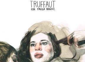 La ilustradora Paula Bonet rinde el más original de los homenajes a Truffaut