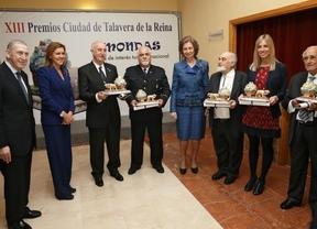 La Reina entrega los premios del certamen 'Ciudad de Talavera'