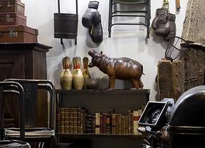 Almoneda arranca este sábado para acercar a los coleccionistas objetos con mucha historia