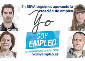El plan 'Yo soy Empleo' de BBVA recibe 1.225 solicitudes de ayuda en 3 meses