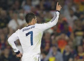 Ronaldo ya es el tercer goleador mundial este año... aunque le supera su 'eterno' rival, Messi
