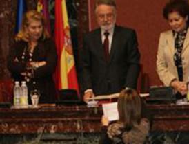 Estrada, nueva diputada del Grupo Parlamentario Socialista