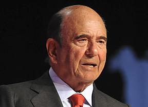 Fallece el presidente del Banco Santander, Emilio Botín, a los 79 años de edad