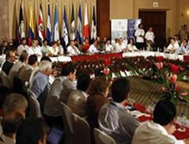 Inaugura canciller reunión ministerial Mecanismo Tuxtla