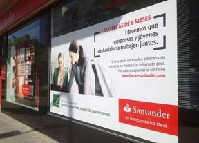 Más de 27.600 jóvenes y 1.623 empresas optan al programa de prácticas del Banco Santander