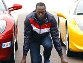 Bolt correrá los 100 metros en la Gala Dorada de atletismo de Roma