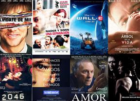 Las diez mejores películas de los últimos diez años