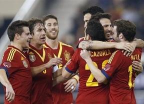 Pedro lidera una España infalible ante un Uruguay que no dio el pego (3-1)