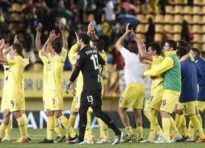 Un gol en el minuto 93 devuelve a la vida al Villarreal (2-1)