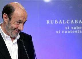 El fin de ETA refuerza la imagen pública de Rubalcaba