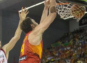 Mundial: España se entrena con una paliza ante la foja selección iraní (90-60) en un cómodo inicio de la competición