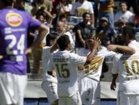Pumas de la Universidad derrotan campeón Monterrey por 3-2