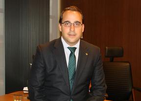 Pedro Palacios, nuevo director general de Globalcaja