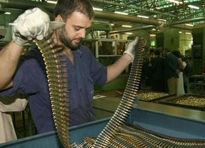 España ya no vende ni armas: bajó la venta un 19,6 % con respecto a 2011