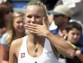 Zvonareva es la única que puede arrebatarle el liderato a Wozniacki